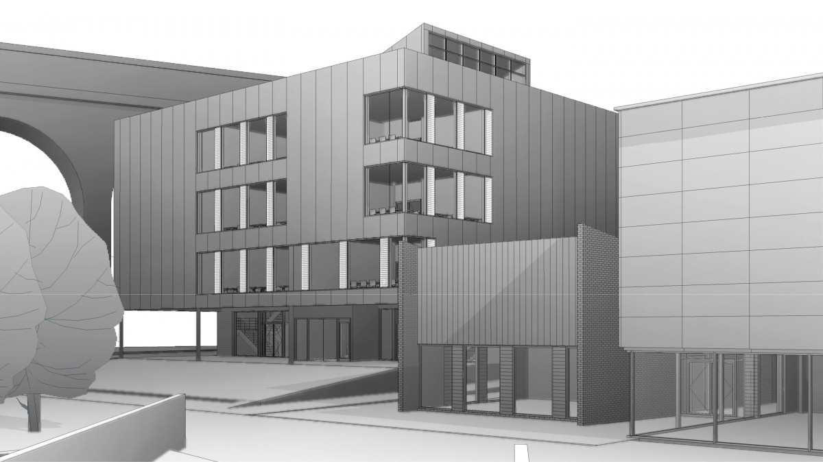 Burnley College Development