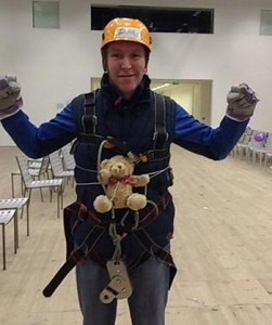 Malcolm Churchill Charity Zipline